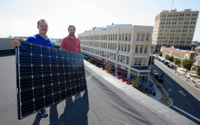 How Asbury Park solar business grew from 2 buddies to staff of 81