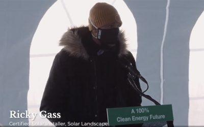Community Solar Creating Jobs in Perth Amboy, New Jersey